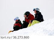 Beste Aussichten beim FIS Weltcup Snowboard SBX Feldberg - Sonntag. Стоковое фото, фотограф Zoonar.com/Joachim Hahne / age Fotostock / Фотобанк Лори