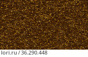 Abstract brown background with many particles. Стоковая иллюстрация, иллюстратор Владимир Белобаба / Фотобанк Лори
