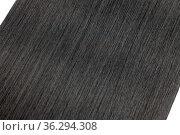 Closeup on luxurious straight glossy black hair. Стоковое фото, фотограф Zoonar.com/Tomas Anderson / easy Fotostock / Фотобанк Лори