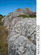 Beautiful landscape of Galicia, coastline close to O Grove, Spain... Стоковое фото, фотограф Zoonar.com/Alexander Ludwig / easy Fotostock / Фотобанк Лори