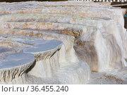Image of thermal water in hungarian Egerszalok. Стоковое фото, фотограф Яков Филимонов / Фотобанк Лори