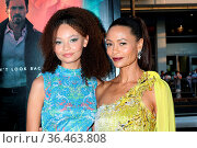 Reminiscence Los Angeles Premiere at the TCL Chinese Theater IMAX... Редакционное фото, фотограф Nicky Nelson / WENN.com / age Fotostock / Фотобанк Лори