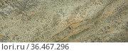 Flat, green, yellow and gray slate stone with abstract like landscape... Стоковое фото, фотограф Zoonar.com/Marek Uliasz / easy Fotostock / Фотобанк Лори