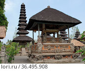 BALI, INDONESIA - SEPTEMBER 29, 2015: Pura Taman Ayun, one of the... Стоковое фото, фотограф Zoonar.com/Alexander Ludwig / age Fotostock / Фотобанк Лори