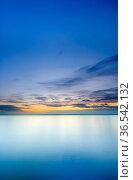 Blick von Arbon über den Bodensee bei Sonnenaufgang, Kanton Thrugau... Стоковое фото, фотограф Patrick Frischknecht / age Fotostock / Фотобанк Лори