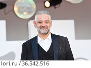 Fortunato Cerlino during 'Freaks Out' red carpet during the 78th ... Редакционное фото, фотограф AGF/Maria Laura Antonelli / age Fotostock / Фотобанк Лори