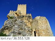 Zuheros, Cordoba province,Andalusia,Spain. Стоковое фото, фотограф Frederic Soreau / age Fotostock / Фотобанк Лори