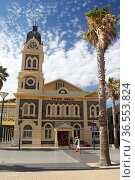 Glenelg Town Hall in Glenelg, Adelaide, South Australia, Australien... Стоковое фото, фотограф Zoonar.com/Dirk Rueter / age Fotostock / Фотобанк Лори