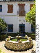 Palacio de Viana, Cordoba,Andalusia,Spain. Стоковое фото, фотограф Frederic Soreau / age Fotostock / Фотобанк Лори