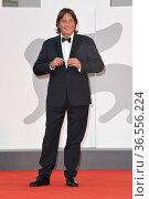 Cristiano De Andre' during 'Deandré#Deandré Storia Di Un Impiegato... Редакционное фото, фотограф AGF/Maria Laura Antonelli / age Fotostock / Фотобанк Лори
