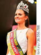 Die neue Miss Germany 2016: MISS WESTDEUTSCHLAND, 26 Jahre, 175 cm... Стоковое фото, фотограф Zoonar.com/Joachim Hahne / age Fotostock / Фотобанк Лори