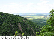 Sommer im Thale Harz.Summer in Harz, the longest mountain range in... Стоковое фото, фотограф Zoonar.com/Arvidas Saladauskas / age Fotostock / Фотобанк Лори