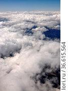 Luftaufnahme, Felder, luftbild, feld, acker, öacker, landschaft, wolke... Стоковое фото, фотограф Zoonar.com/Volker Rauch / easy Fotostock / Фотобанк Лори