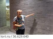 Gedenkstätte für die Abschaffung der Sklaverei in Nantes: Das Wort... Стоковое фото, фотограф Zoonar.com/Robert B. Fishman / age Fotostock / Фотобанк Лори