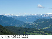 Oetztaler, Alpen, Seiser, Alm, Blick, Zillertaler. Стоковое фото, фотограф Zoonar.com/Manfred Ruckszio / age Fotostock / Фотобанк Лори
