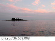 Rovinj, Istrien, kroatien, meer, mittelmeer, küste, abend, insel,... Стоковое фото, фотограф Zoonar.com/Volker Rauch / easy Fotostock / Фотобанк Лори