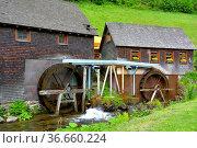 Schwarzwald, Baden-Württemberg, Hochschwarzwald, Hexenlochmühle, Стоковое фото, фотограф Zoonar.com/Bildagentur Geduldig / easy Fotostock / Фотобанк Лори