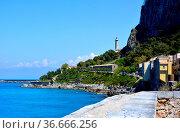 Italien, Italia, Sizilien, bei Domstadt - Cefalu, Bootshafen, klares... Стоковое фото, фотограф Zoonar.com/Bildagentur Geduldig / easy Fotostock / Фотобанк Лори