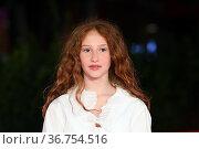 Actress Sofia Fiore. Редакционное фото, фотограф Antonelli / AGF/Maria Laura Antonelli / age Fotostock / Фотобанк Лори