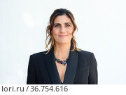 Director Elisa Amoruso during the Time Is Up photocall. 16th annual... Редакционное фото, фотограф Antonelli / AGF/Maria Laura Antonelli / age Fotostock / Фотобанк Лори