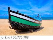 Portugal Boot - Portugal boat 01. Стоковое фото, фотограф Zoonar.com/Liane Matrisch / easy Fotostock / Фотобанк Лори