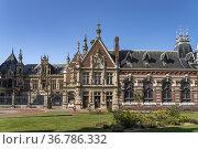 Palais Bénédictine in Fécamp, Normandie, Frankreich | Benedictine... Стоковое фото, фотограф Peter Schickert / age Fotostock / Фотобанк Лори