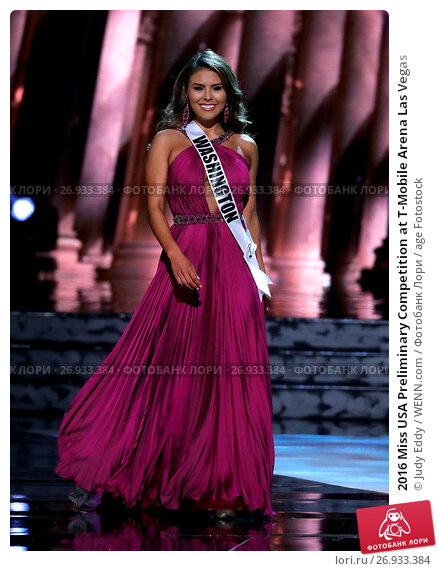 Купить «2016 Miss USA Preliminary Competition at T-Mobile Arena Las Vegas Featuring: Miss Washington, Kelsey Ayano Schmidt Where: Las Vegas, Nevada, United States When: 01 Jun 2016 Credit: Judy Eddy/WENN.com», фото № 26933384, снято 1 июня 2016 г. (c) age Fotostock / Фотобанк Лори
