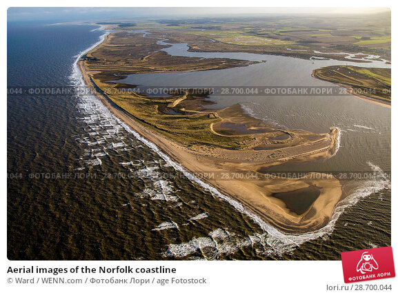 Купить «Aerial images of the Norfolk coastline Featuring: Norfolk coastline Where: Norfolk, United Kingdom When: 27 Aug 2014 Credit: Ward/WENN.com», фото № 28700044, снято 27 августа 2014 г. (c) age Fotostock / Фотобанк Лори