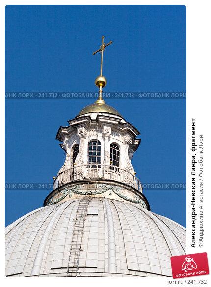 Александра-Невская Лавра, фрагмент, фото № 241732, снято 31 марта 2008 г. (c) Андрюхина Анастасия / Фотобанк Лори