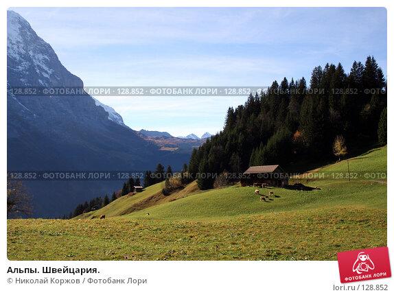 Альпы. Швейцария., фото № 128852, снято 29 сентября 2006 г. (c) Николай Коржов / Фотобанк Лори