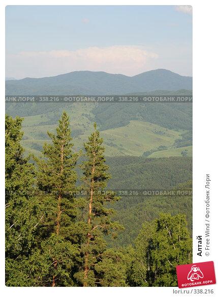 Алтай, эксклюзивное фото № 338216, снято 25 июня 2008 г. (c) Free Wind / Фотобанк Лори