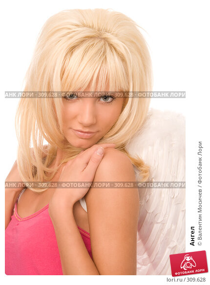 Купить «Ангел», фото № 309628, снято 6 апреля 2008 г. (c) Валентин Мосичев / Фотобанк Лори
