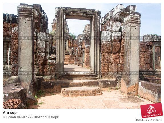 Ангкор. Стоковое фото, фотограф Белов Дмитрий / Фотобанк Лори