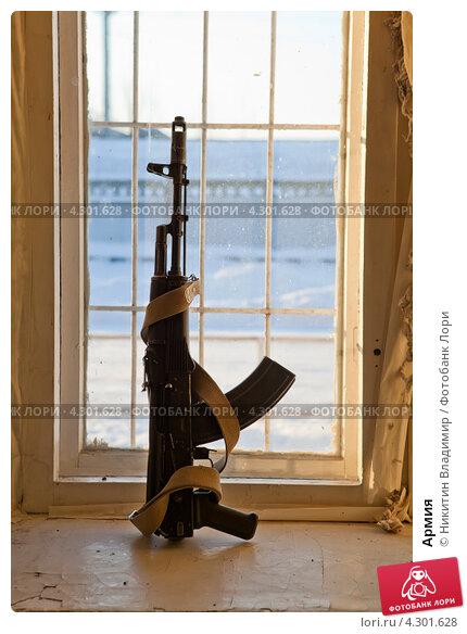 Армия. Стоковое фото, фотограф Никитин Владимир / Фотобанк Лори