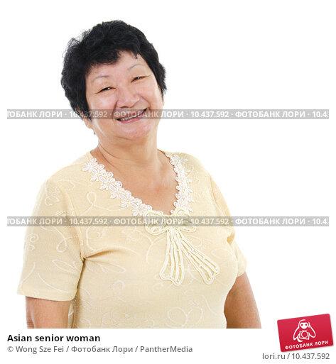Купить «Asian senior woman», фото № 10437592, снято 21 февраля 2019 г. (c) PantherMedia / Фотобанк Лори