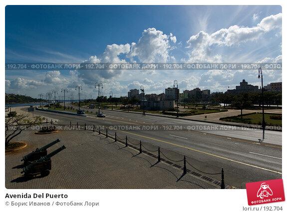 Avenida Del Puerto, фото № 192704, снято 31 декабря 2007 г. (c) Борис Иванов / Фотобанк Лори