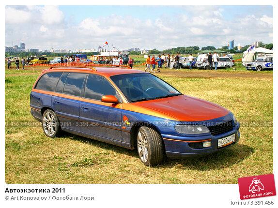 Купить «Автоэкзотика 2011», фото № 3391456, снято 10 июля 2011 г. (c) Art Konovalov / Фотобанк Лори