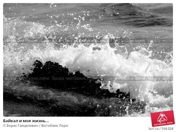 Байкал и моя жизнь..., фото № 104024, снято 26 мая 2017 г. (c) Борис Ганцелевич / Фотобанк Лори