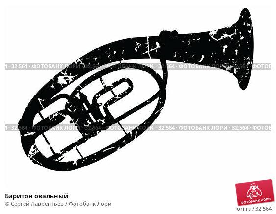 Баритон овальный, иллюстрация № 32564 (c) Сергей Лаврентьев / Фотобанк Лори
