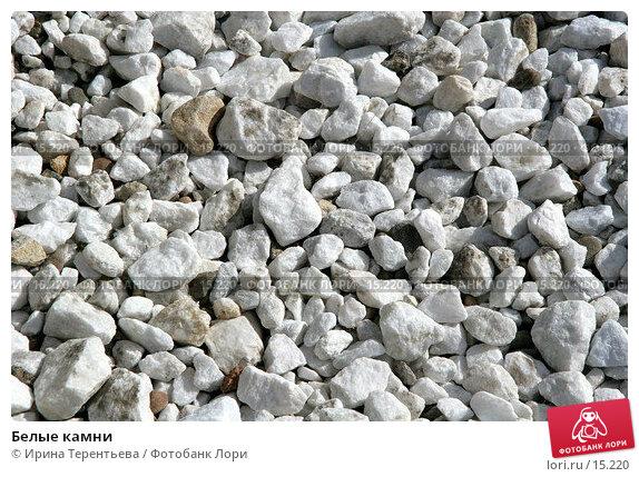 Белые камни, эксклюзивное фото № 15220, снято 29 сентября 2005 г. (c) Ирина Терентьева / Фотобанк Лори