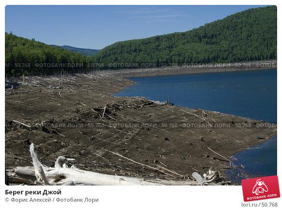 Берег реки Джой, фото № 50768, снято 2 июня 2007 г. (c) Форис Алексей / Фотобанк Лори