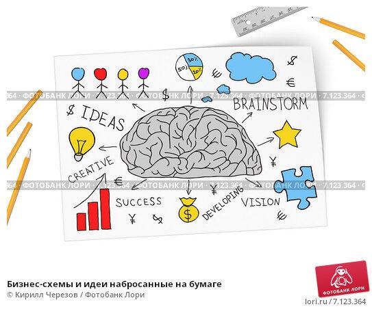 Бизнес-схемы и идеи