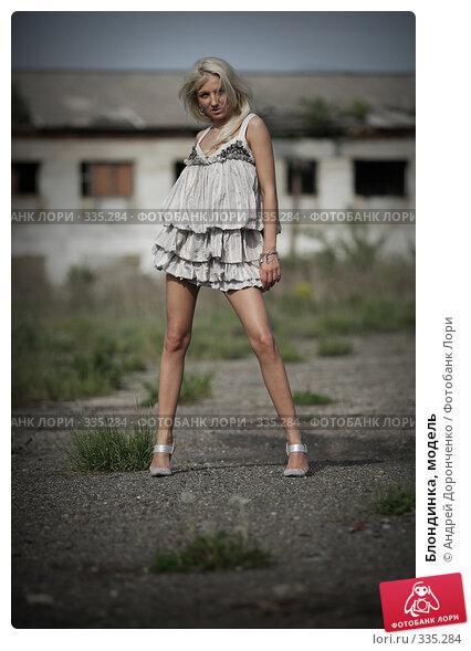 Блондинка, модель, фото № 335284, снято 23 октября 2016 г. (c) Андрей Доронченко / Фотобанк Лори