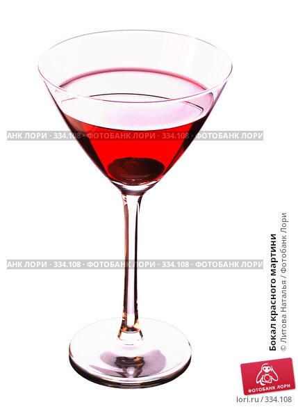 Бокал красного мартини, фото № 334108, снято 14 февраля 2008 г. (c) Литова Наталья / Фотобанк Лори