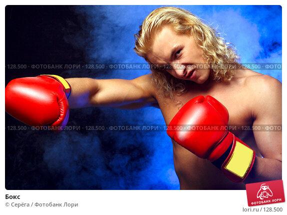 Бокс, фото № 128500, снято 20 октября 2007 г. (c) Серёга / Фотобанк Лори
