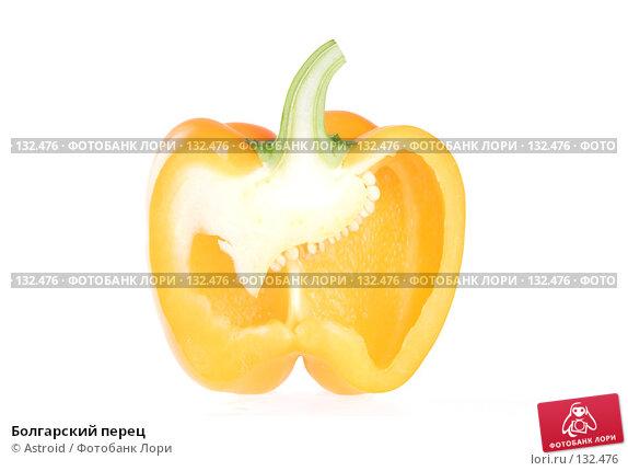 Купить «Болгарский перец», фото № 132476, снято 4 января 2007 г. (c) Astroid / Фотобанк Лори