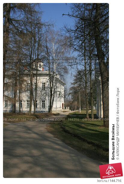 Большие Вязёмы, фото № 144716, снято 24 марта 2007 г. (c) АЛЕКСАНДР МИХЕИЧЕВ / Фотобанк Лори