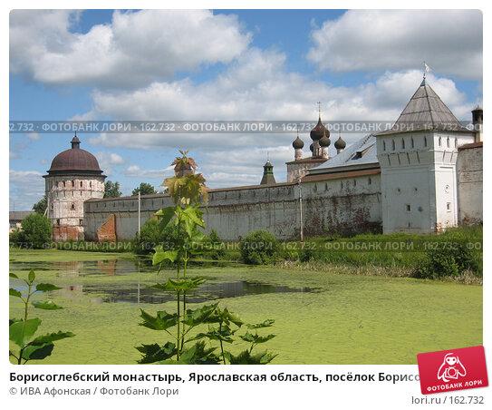 Борисоглебский монастырь, Ярославская область, посёлок Борисоглебский, фото № 162732, снято 7 июля 2006 г. (c) ИВА Афонская / Фотобанк Лори