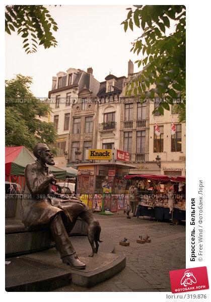 Брюссель. Бельгия, эксклюзивное фото № 319876, снято 27 июля 2017 г. (c) Free Wind / Фотобанк Лори