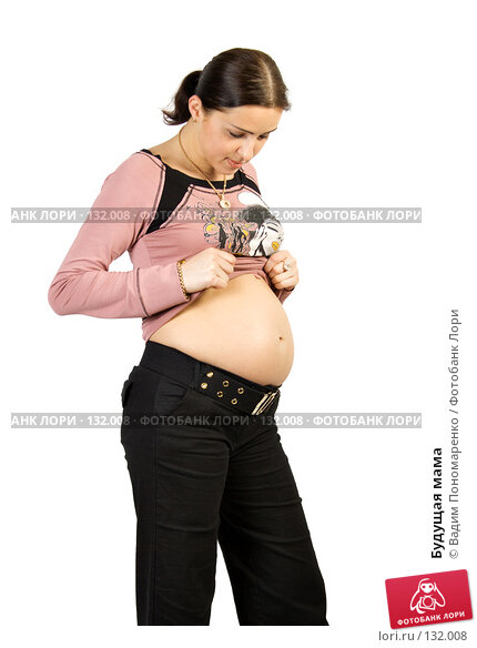 Будущая мама, фото № 132008, снято 26 мая 2007 г. (c) Вадим Пономаренко / Фотобанк Лори